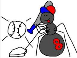 baseball spider