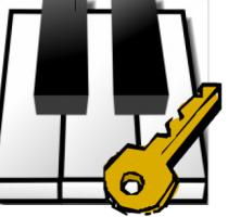 piano room key