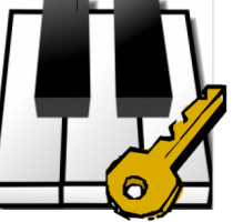 piano room key