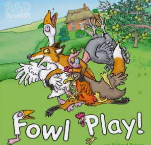 Fowls playing