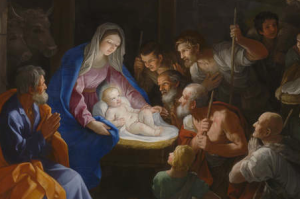 Adoration of the Shepards